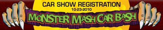 Monster Mash Car Bash